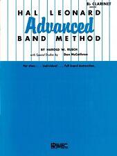 Hal Leonard Advanced Band Method Trombone Advanced Band Method New 006611700