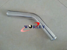 "38mm 1.5"" inch 45 Degree Aluminum Turbo Intercooler intake Pipe Piping Tubing"