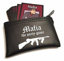 Mafia the Party Game Card Set