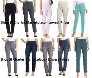 Gloria Vanderbilt Amanda Original Slimming Jeans, Many Sizes / Colors, NWT
