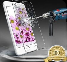 100% Genuine New Tempered Glass Film Screen Protector Front for Apple iPhone 6s