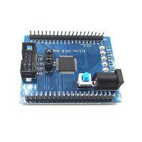Xilinx XC9572XL AMS CPLD development learning board test board+4 programm LED go