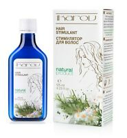 IKAROV Hair Stimulant Natural Oil 125ml Prevents HAIR LOSS & Promote hair growth