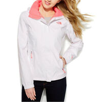 The North Face Womens Resolve Zip-Up Waterproof Jacket
