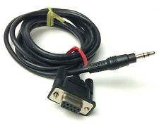 Interface Cable Female RS232 DB9 pin to Male  Stereo Jack