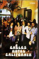 Eagles  Hotel California Import Cassette Tape