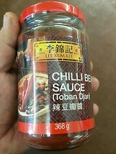 LEE KUM KEE Chilli Bean Sauce ( TOBAN DJAN )  368g For Chinese or Sichuan food