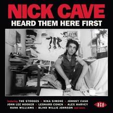 Various Artists - Nick Cave Heard Them Here First (CDCHD 1437)