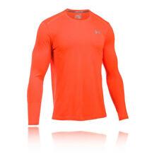 Abbiglimento sportivo da uomo arancione Under armour taglia L