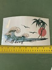 billabong lg.surf sticker