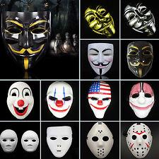 Totenkopf-maske Halloween Saw Karneval Fasching Totenkopf Horror Gangster Skull