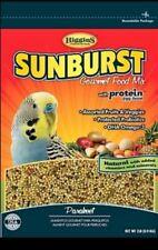 Higgins Sunburst parakeet gourmet Food bird mix fruits and veggie 2lb sale