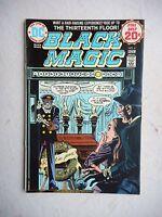 BLACK MAGIC DC COMICS N°6 NOVEMBRE 1974 VO TTBE / VERY FINE