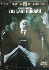 The Last Hurrah (DVD, 1958, WS & FS) Spencer Tracy stars in this RARE DVD!