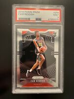 2019-20 Prizm Cam Reddish Rookie Card #256 PSA 9 MINT Atlanta Hawks