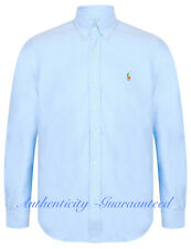Ralph Lauren Men`s Oxford Shirt - Light Blue 2xl