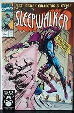 Sleepwalker #1 NM 1st appearance of Sleepwalker