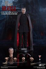SCARS of DRACULA: COUNT DRACULA (Christopher Lee) 1/6 Action Figure 12″ STAR ACE