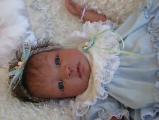 "Reborn Baby Shyann by Aleina Peterson; Gorgeous Biracial/Ethnic ""Alicia"""