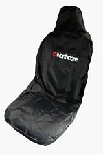 NORTHCORE WATERPROOF SINGLE CAR / VAN SEAT COVER BLACK