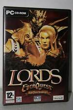 LORDS EVERQUEST REAL TIME STRATEGY USATO OTTIMO PC CD ROM VER ITALIANA FR1 51817