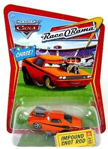 IMPOUND SNOT ROD #80 Race O Rama Collection ROR series Disney Pixar Mattel Cars