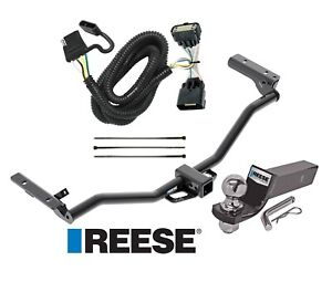 "Reese Trailer Tow Hitch For 11-19 Ford Explorer Complete w/ Wiring and 2"" Ball"