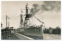 Marine Kriegsschiff Moreno. Argentinien. Der Besuch zu Deutschland.