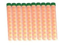 100 Paintballs Pellets 68 Caliber  packed 10 round tubes Magazine