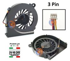 VENTOLA FAN HP COMPAQ G6-1000 G4-1000 G6-1100 SERIES COOLING NUOVA  (3 PIN)