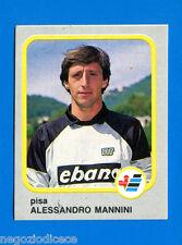 CALCIO FLASH '86 Lampo - Figurina-Sticker n. 183 - A. MANNINI -PISA-New
