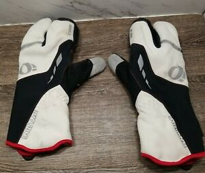 ☆Used☆ ~Pearl Izumi Lobster Cycling Gloves Black Size Small ~ ☆Free Shipping☆