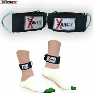 ONEX D-Ring Ankle Strap Multi Gym Best Cable Attachment Weight Lifting Workouts