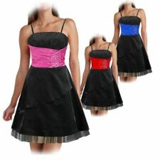 Polyester Sleeveless Dresses for Women with Corset