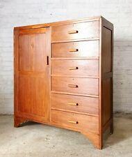 Large 1950's Teak Tallboy/Cabinet/Drawers VINTAGE MID-CENTURY