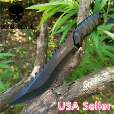 Survival Knife Army Hunting High Hardness Straight Knives Essential Self-defense
