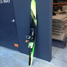 """H.O. Future Freeride 63"""" Slalom Water ski with XMax boot & RTP. New"""