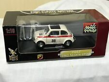 1/18 ROAD SIGNATURE - FIAT ABARTH 695 SS 1963 + PEOPLE    OVP. VERY RARE