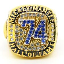 MICKEY MANTLE New York Yankees Ring #74 sport team hall of fame US size 11