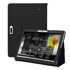 Universal Tablet Tasche 10 10.1 Zoll Schutzhülle Cover Case Hülle Etui Schwarz