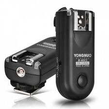 Yongnuo RF-603C3 Mkll For Canon Wireless Remote Flash Trigger Release UK Seller