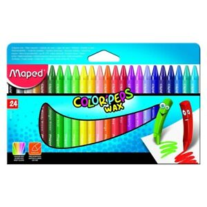 Maped_861013_color_crayons_(Pack of 24)
