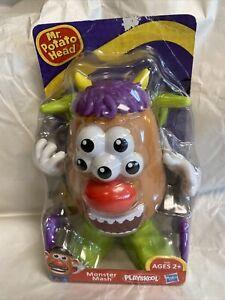 Rare!! Playskool Monster Mash Mr. Potato Head New! Collectible Toy Halloween