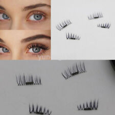 High Quality Magnetic False Eyelashes No Glue Natural Extension Eye Lashes UK