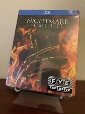 A Nightmare On Elm Street Steelbook (Blu-ray, 2010) Factory Sealed