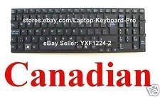 SONY PCG-91111L Keyboard Clavier - Balck - Canadian CA