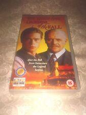 Legends of the Fall Brad Pitt Anthony Hopkins Aidan Quinn PAL VHS Video L@@K