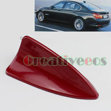 Red Car Dummy Roof BMW-Style SUV Decorative Real Shark Fin Antenna