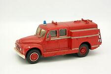 CCC 1/50 - Citroen T46 Pompe Guinard Pompiers 1959