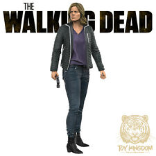 "MADISON CLARK - Walking Dead TV McFarlane Color Tops 7"" Action Figure - RED WAVE"
